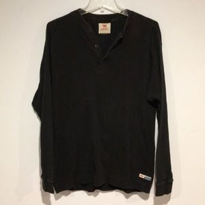 Levi's Shirts - Levi's men's Henley Sz M